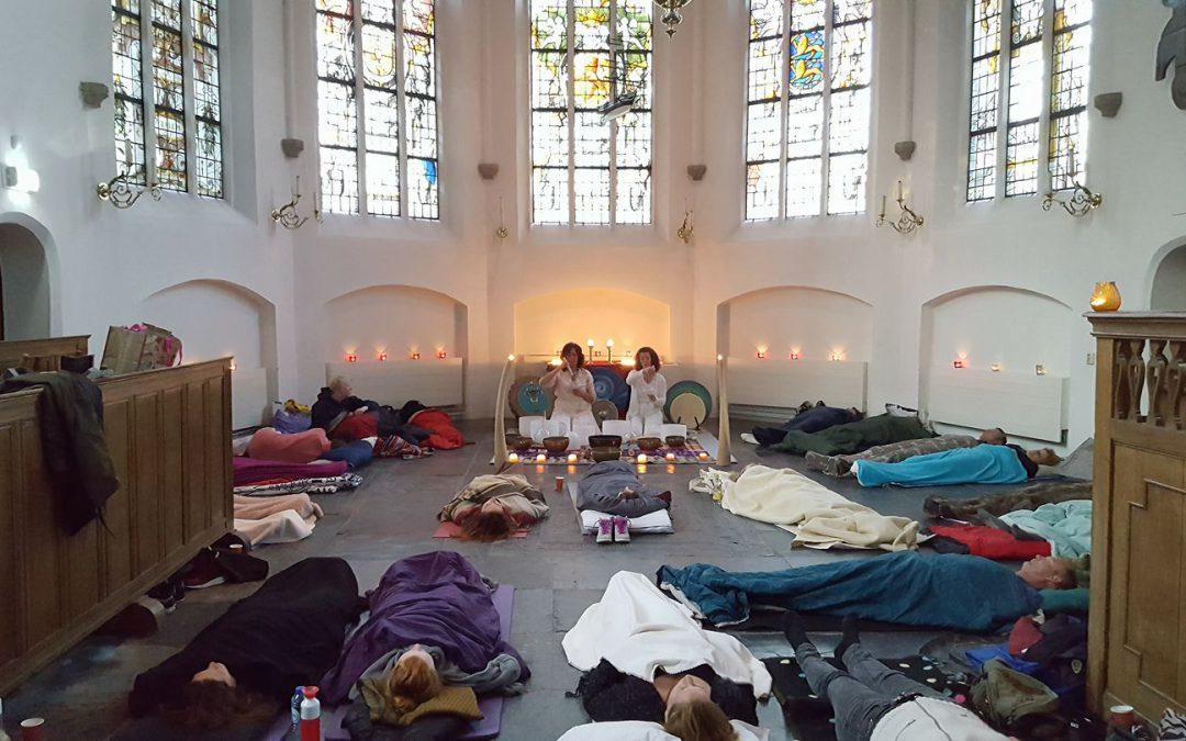 Slotkapel Egmond aan den Hoef – Volle maan dreamtime concerten