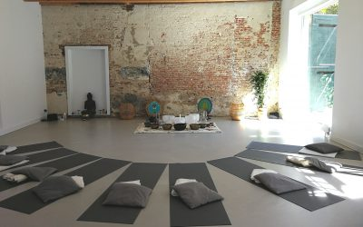 Diverse locaties: Yoga en Soundhealing